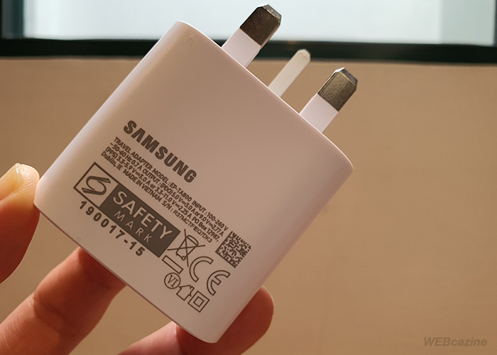 Galaxy-A71-Charger