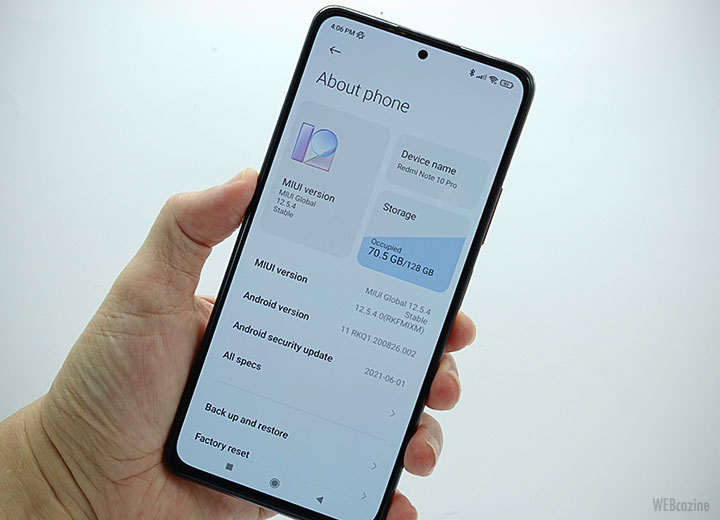 redminote10pro-unboxing-front
